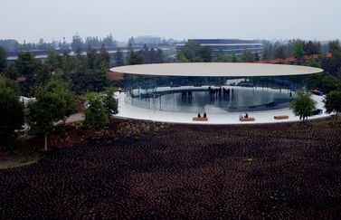 Steve Jobs Theater in september 2017.