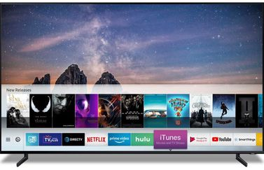 Samsung smart-tv met AirPlay-2