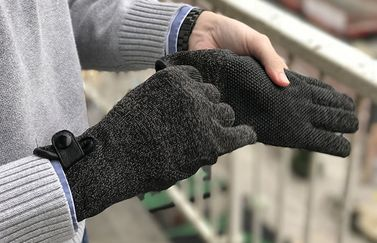 Aantrekken van de Mujjo Double Layer Touchscreen Gloves