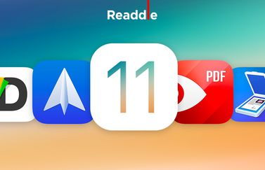 Readdle-apps in iOS 11.