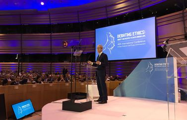 Tim Cook privacy speech Europa