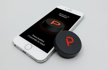 Parkalert-button