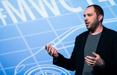 Jan Koum, CEO van WhatsApp