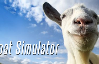 Goat Simulator voor iPhone en iPad