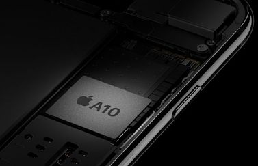 iPhone 7 batterij-chip