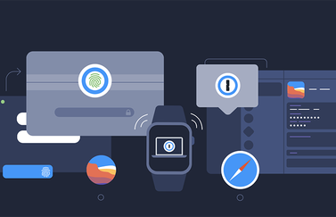 1Password ontgrendelen met Apple Watch