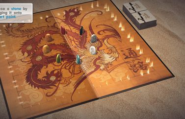 Tsuro voor iPhone en iPad is Apple's gratis App van de Week