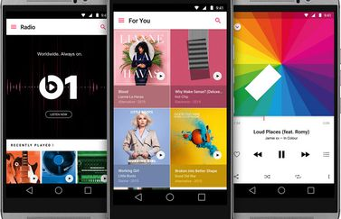 Apple Music voor Android