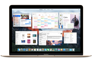 MacBook-Met-OS-X-El-Capitan