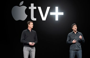 Apple TV Plus aankondiging