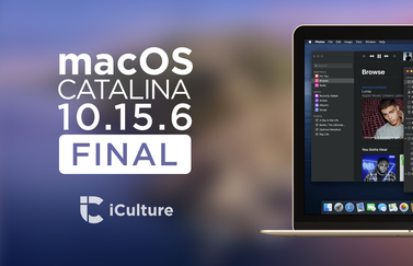 macOS Catalina 10.15.6 final.