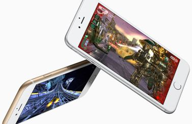 Games op de iPhone 6s.