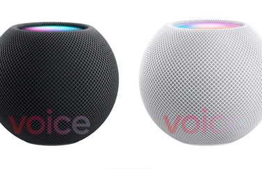 HomePod mini design.