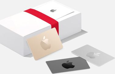 iPhone-cadeaukaarten