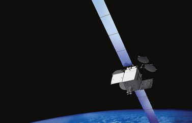 Boeing satelliet-project