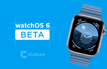 watchOS 6 beta