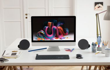 Logitech Craft en MX Sound.