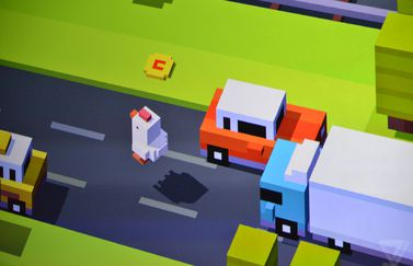 Crossy Road Apple TV