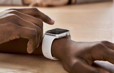 Apple Watch Wi-Fi instellingen