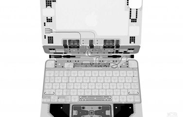 Magic Keyboard X-ray