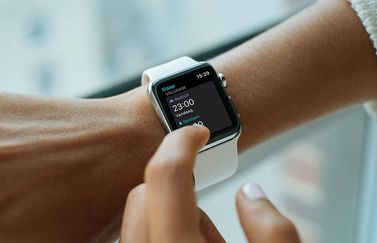 Slaapfuncties op Apple Watch