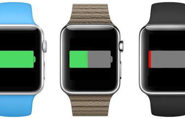 apple watch batterijduur