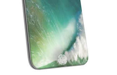 iPhone 8 met Touch ID