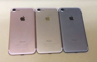 iPhone 7 in 3 kleuren