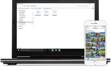 Windows: iPhone-foto's overzetten naar PC