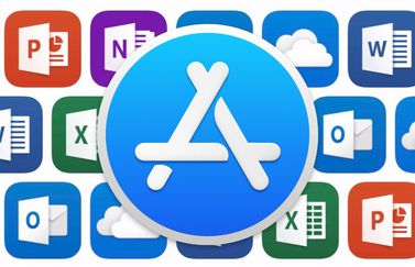 Microsoft Office 365 in de Mac App Store