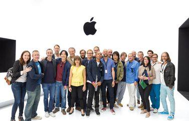 Apple Watch team