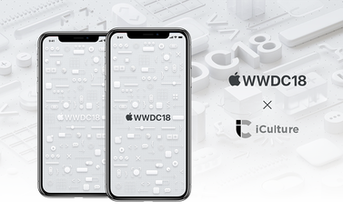 iCulture WWDC 2018 banner