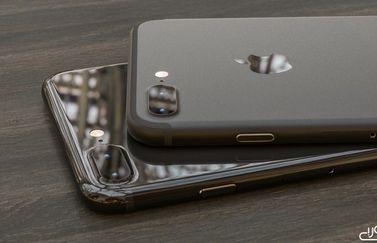 iPhone in Glossy Black