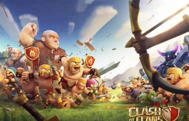 ICS Clash of Clans header