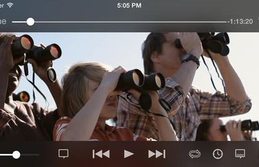 VLC Mediaspeler iPhone iOS