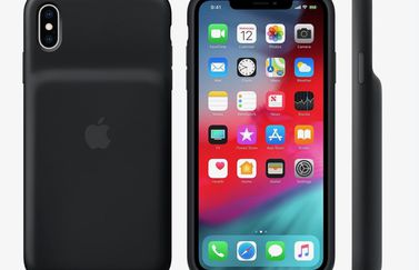 Smart Battery Case iPhone XR en XS (Max)