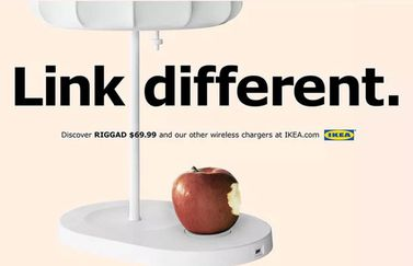 IKEA reclame: Link Different