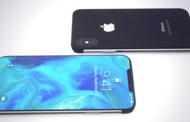 iPhone 2018 concept