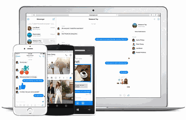 facebook-messenger-web-press