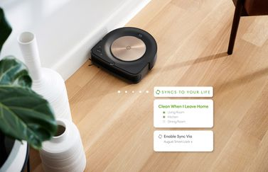 iRobot Roomba Genius Home Intelligence.