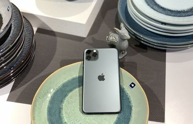 iPhone 11 Pro (Max) review: op de eettafel