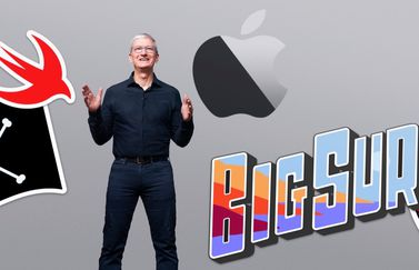 Tim Cook presenteert WWDC 2020