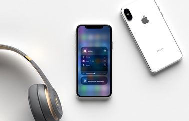 Meerdere AirPlay 2-speakers kiezen via Bedieningspaneel.
