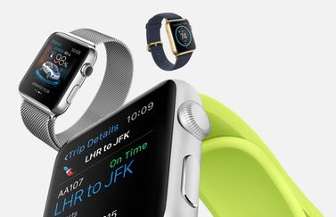Apple Watch modellen