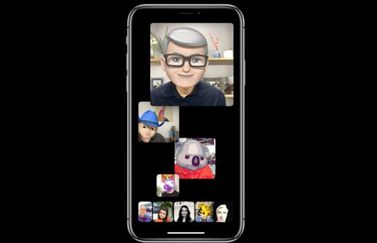 FaceTime met Tim Cook