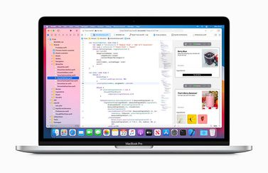 Apple: programmeren op MacBook