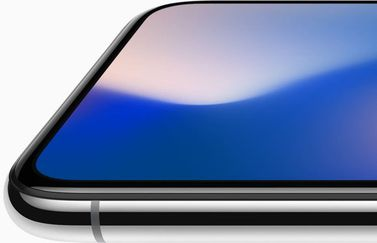 iPhone met Full Active Display: smallere schermranden