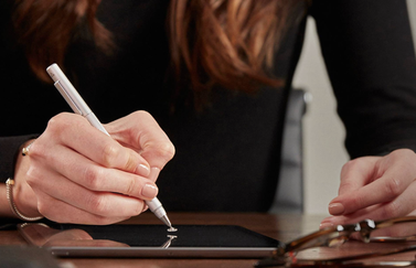 Stylus iPad iPhone van Adonit.