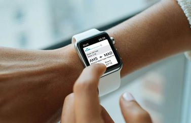 Reisapps voor Apple Watch