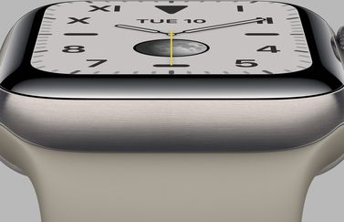 Apple Watch Edition titanium